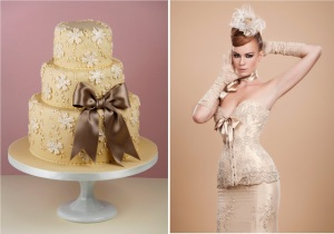 Tarta de boda Chantilly2